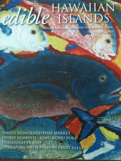 Edible hawaiian fish related keywords edible hawaiian for Edible freshwater fish