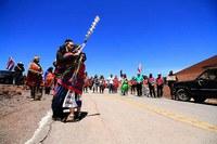 Ige announces 1 week halt of Mauna Kea telescope construction