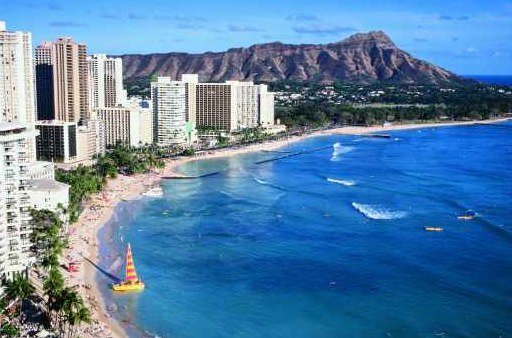In Waikiki, Fears That Construction Will Spoil Beach
